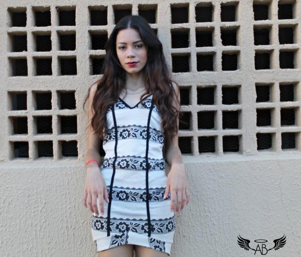 vestido peb